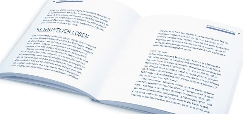 Buch »Vom Wert des Lobes« (Alltag)