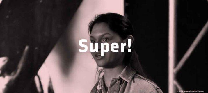 Kiara Nirghins Super-Polymer